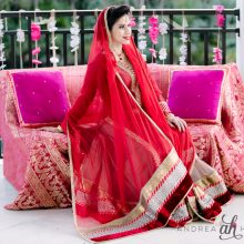 Indian Wedding Styled Shoot by Andrea Harborne Photography