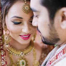 Iqra + Nomi // Real Wedding Feature by Lemon Truffle Designs