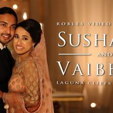 Sushana + Vaibhav  // Cinematic Wedding Day Highlight