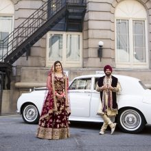 Esha + Rajeev // Canadian Indian Wedding by Studio Lumen