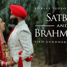 Satbir +  Brahmand // Cinematic Same Day Highlight by Robles Video Productions
