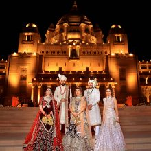 Zubin Mehta + Aashna Varma // A Royal Wedding at The Umaid Bhawan Palace Jodhpur