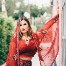 Vintage Eclectic Indian Styled Shoot