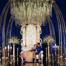 The Beauty and the Beast Styled Shoot
