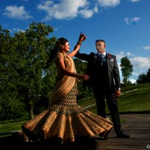 Vanita + Sagar // Pennsylvania Indian Wedding by PhotosMadeEz