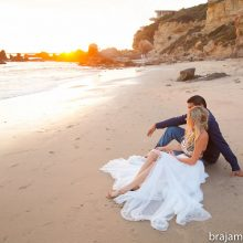 Michelle + Anik // Laguna Beach CA E-Session by Braja Mandala