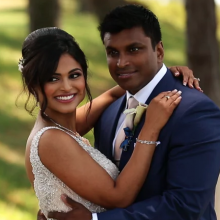 Giny + Vinay // Cinematic Wedding Day Highlight by Robles Video Productions