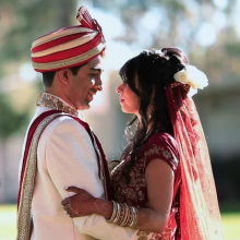 Shikha & Jameel // Highlight Reel by Robles Video Productions