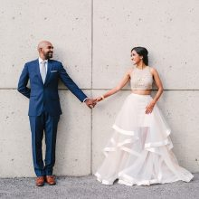 Gajan + Vaishna // Toronto Wedding & Reception by Strokes Photography