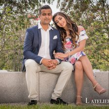 Farheen + Adam // Engagement Session by Latelier Lumiere