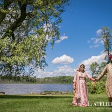 Puneet + JT // Toronto Indian Wedding by L'Atelier Lumiere International Photographie