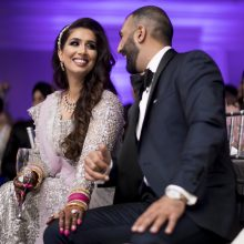 Navneet + Aman // San Francisco Indian Wedding Reception
