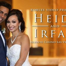 Heidi + Irfan Hussain // Cinematic Fusion Wedding Day Highlights