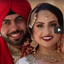 Sonia + Ravi // Cinematic Wedding Week Highlights by Robles Video Productions