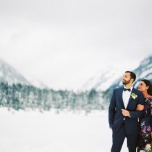 Mital + Nikhil // Seattle Treehouse Engagementn Session by Ushna Khan Photography