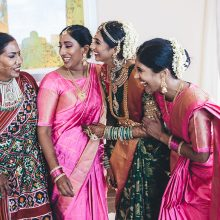Atlantis Bahamas Indian Wedding by Stanlo Photography