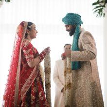 One Atlantic Indian Wedding by Studio Nine Photography