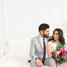 Anisah + Ridaa // Toronto Engagement Session by Photography by Azra