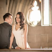 Puneet + Imre // University of Toronto E-Session by L'Atelier Lumiere