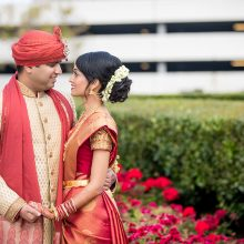 Kavya + Saumil // San Francisco Indian Wedding