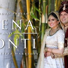 Reena + Monti // Cinematic Wedding Day Same Day Edit