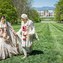 Vidhi + Anant // Biltmore Estate Indian Wedding