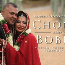 Chona + Bobby // Cinematic Wedding Day Highlights