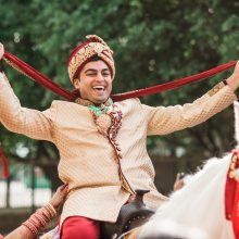 Divya + Vikas // Dallas Indian Wedding by KI Weddings
