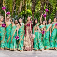 Mauna + Vishal // Hotel Irvine Wedding by RanderyImagery