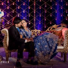 Nadira + Sunny // Virginia Indian Wedding by Photographick Studios