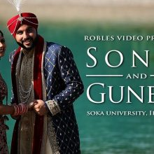 Sonia + Guneet // Cinematic Wedding Day Highlight by Robles Video Productions