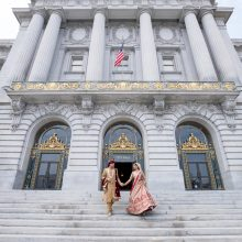 Aarshi + Shreel // San Francisco City Hall by Anais Events
