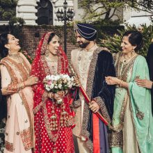 Sonia + Harman // San Francisco Wedding by Anais Events