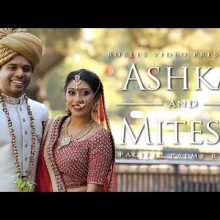 Ashka + Mitesh // Cinematic Wedding Day Highlight by Robles Video Productions