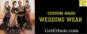 Indian Wedding Bridal Wear