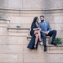 Rita + Harsh // San Francisco Engagement Session by Peter Nguyen