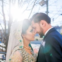 Zain & Afifa // NJ Reception by Photography by Bilal