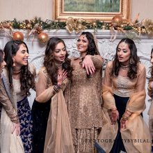 Qamar + Aishah // NJ Valima Reception by Photography by Bilal