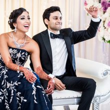 Sajni + Amod // NYC Wedding by Touch of Elegance Events