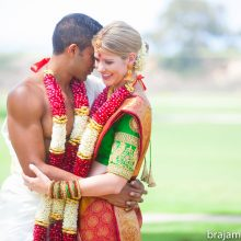 Kathryn + Preet // Multi Ceremony Fusion Wedding by Braja Mandala