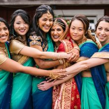 Oishee + Abhishek // Washington Indian Wedding by Jerome Tso Photography
