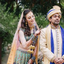 Jesse + Aman // Santa Cruz Wedding by IQ Photography & Ambiance by Tejel