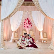 Hiba + Nevin //  Hilton Palmer House Wedding by Le Cape Weddings