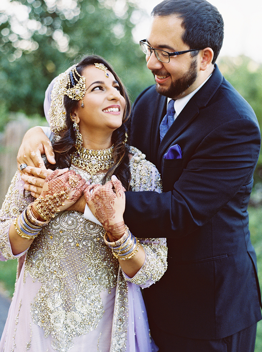 Mariam + Adam // Pakistani Fusion Wedding by Snowdrop Photography