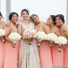 Niti + Saumil // Loews Coronado Wedding by Braja Mandala Photography