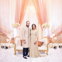 Uzma + Farhaan // Toronto Wedding by Qiu Photography