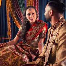 Danielle + Irfan // Atlanta Wedding by Derek Wintermute Photography
