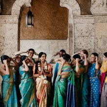 Shyama + Shiv // Fox Theatre Atlanta Wedding by Yellow Bird Visuals Photography