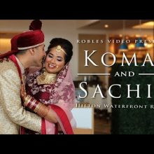 Komal + Sachin / Highlight Reel by Robles Video Productions