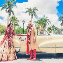 Poonam + Ankit // Florida Wedding by Indian Wedding Snap Photography